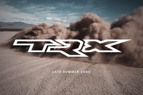 Blown RAM 1500 TRX reveal next week