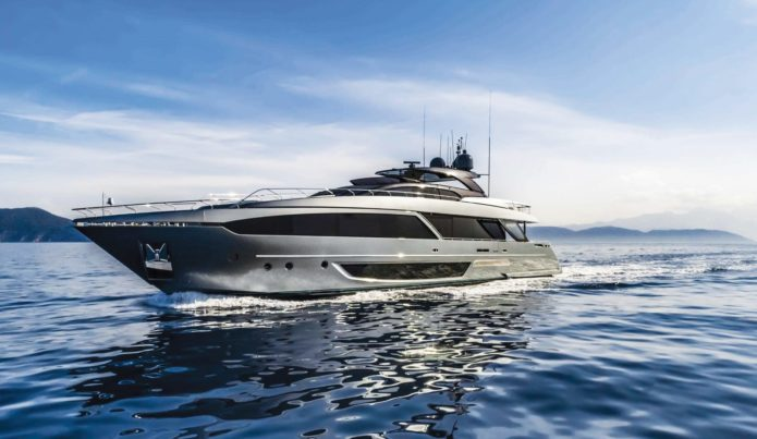Riva 110 Dolcevita review: Subtly asymmetrical yacht dares to be different