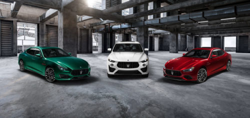 2021 Maserati Ghibli & Quattroporte are now available in Trofeo performance trim