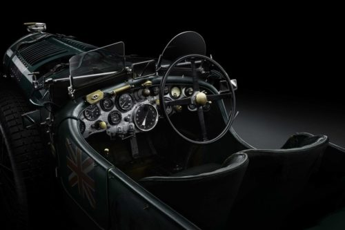 The Bentley Blower Continuation Series is coming to life