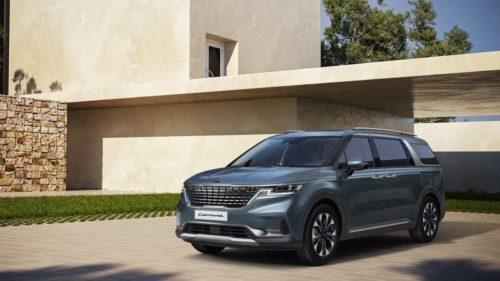 2022 Kia Carnival/Sedona: Enter the Grand Utility Vehicle (GUV)