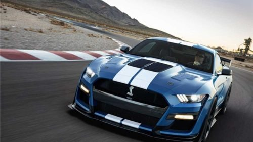 Shelby American Shelby GT500SE makes 800 hp on pump gas