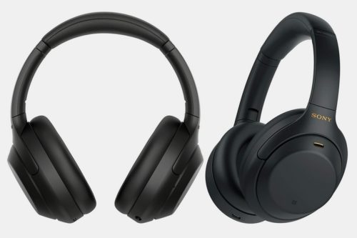 Sony WH-1000XM4 Wireless Headphones Uses Advanced Noise Cancellation That Can Eliminate High Sound Frequencies