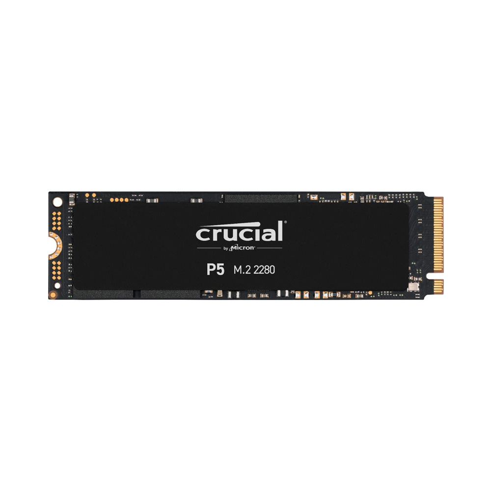 Crucial P5 M.2 NVMe SSD Review