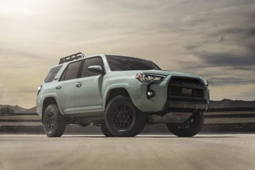 Toyota Made Some Changes to Its Best Off-Road SUVs for 2021