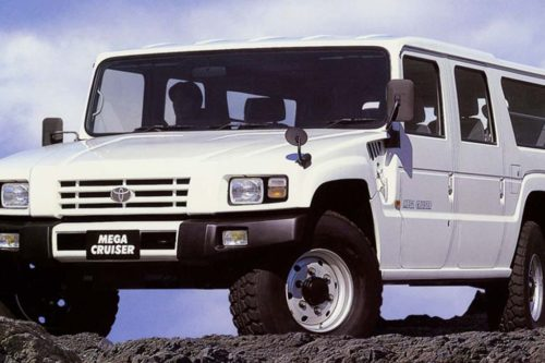 These Are the 6 Weirdest Cars Ever Made by Toyota