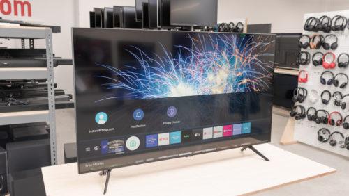 Samsung TU8000 Crystal UHD HDR TV Review