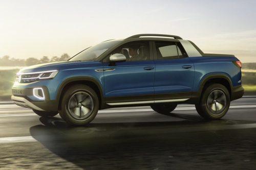 Volkswagen still looking at baby ute