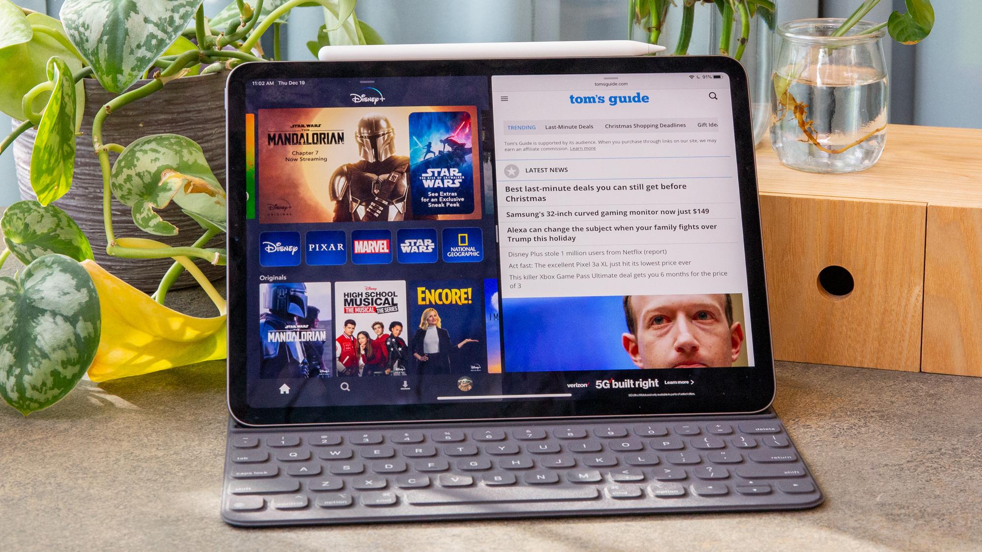 New iPad leak reveals radical dual-screen design