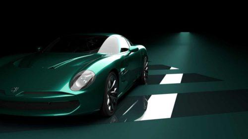 Zagato IsoRivolta GTZ: Italian style with American power