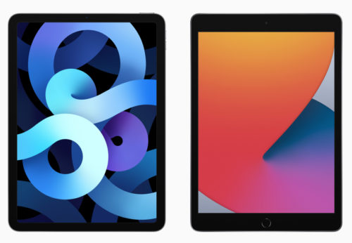 Apple's 2020 iPad vs. iPad Air: What's the Difference?