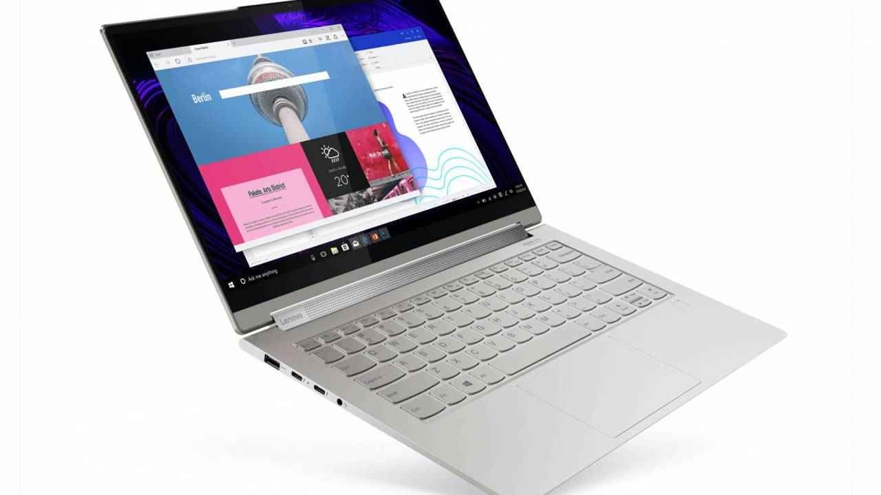 Lenovo Yoga 9i and IdeaPad Slim 9i are a luxe vision of next-gen notebooks