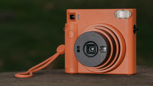Fujifilm Instax SQ1 is an affordable instant camera for beginners – read our full review