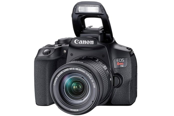 Canon EOS Rebel T8i review