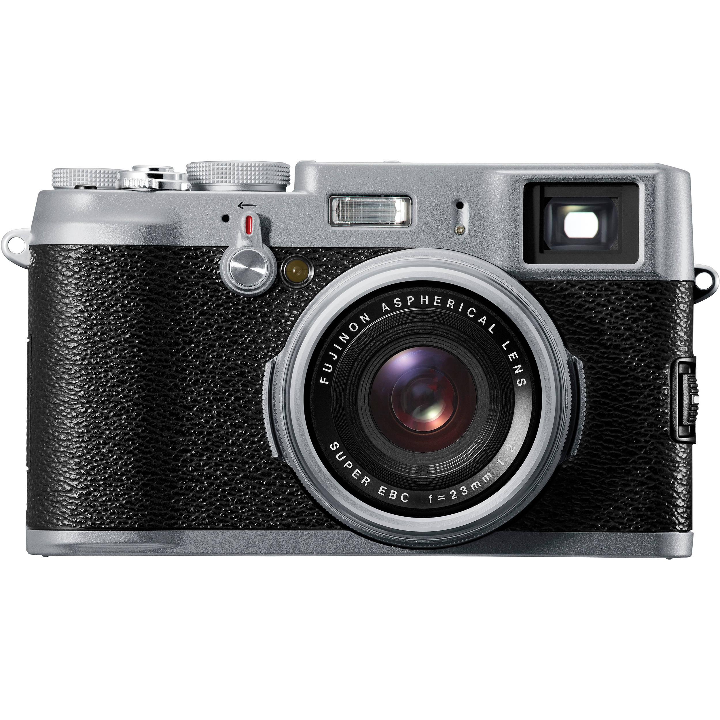 Fujifilm FinePix X100 Camera