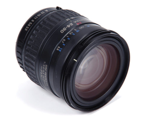 SMC Pentax-FA 24-90mm f/3.5-4.5 AL [IF] Vintage Lens Review