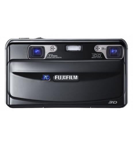 Fujifilm FinePix REAL 3D W1 Camera