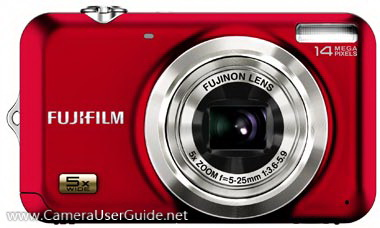 Fujifilm FinePix JX530 Camera