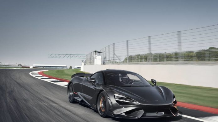 The 2020 McLaren 765LT is more extreme than we previously thought
