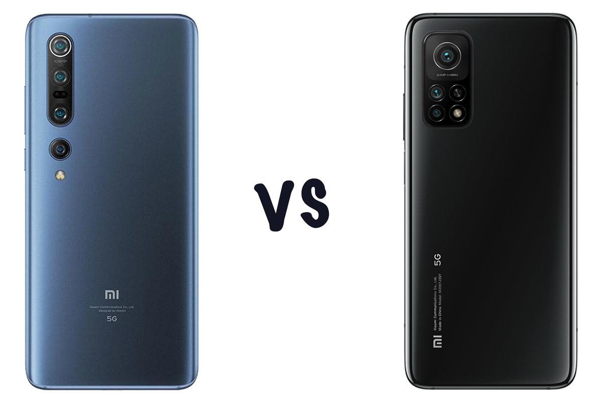 Xiaomi Mi 10 vs Mi 10T: What's the difference?