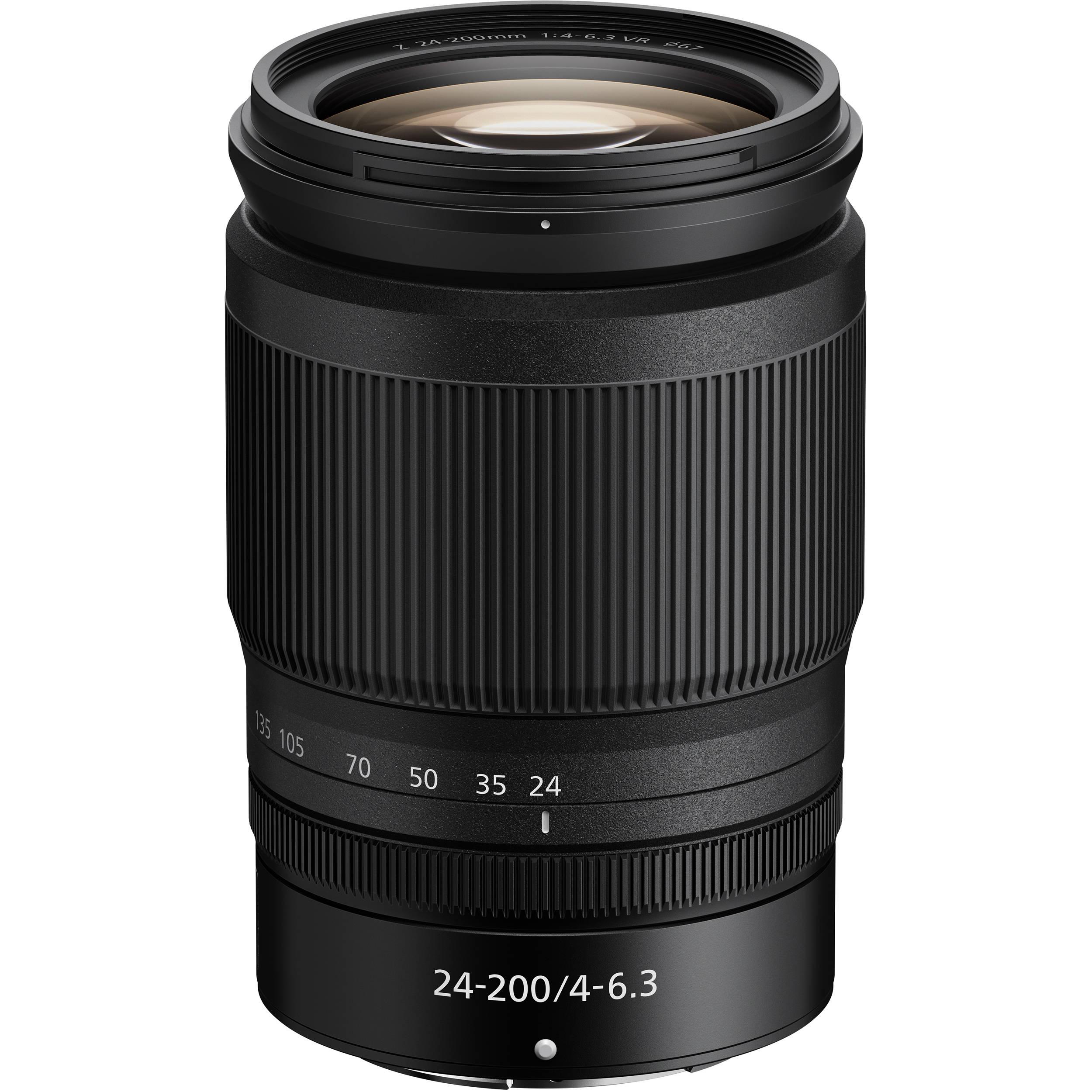 Nikon Nikkor Z 24-200 f/4-6.3 lens review