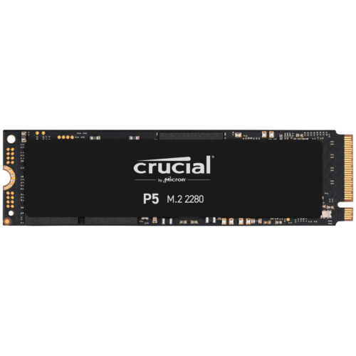 Crucial P5 1 TB M.2 NVMe SSD Review
