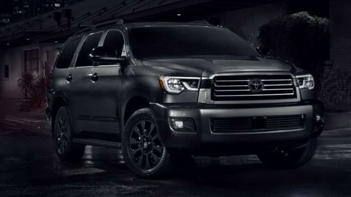 2021 Toyota Sequoia Review