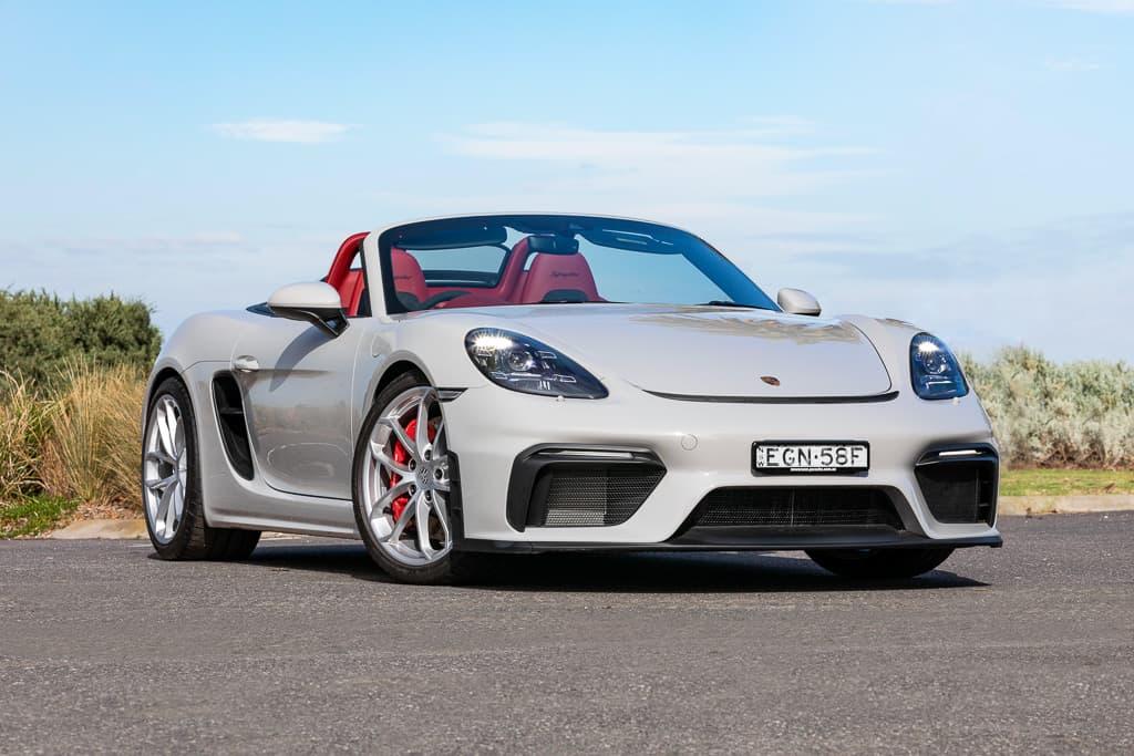 2020 Porsche 718 Spyder Review - Road Test