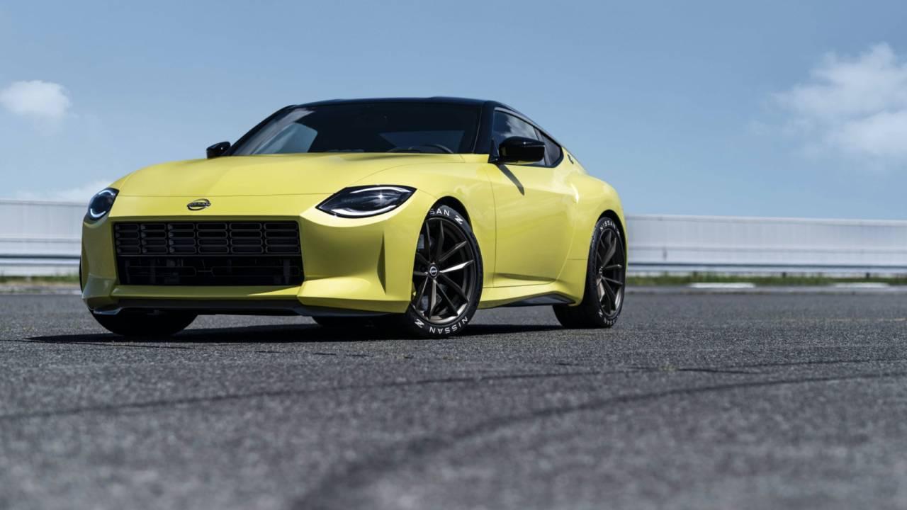 Nissan Z Proto previews the new Z car