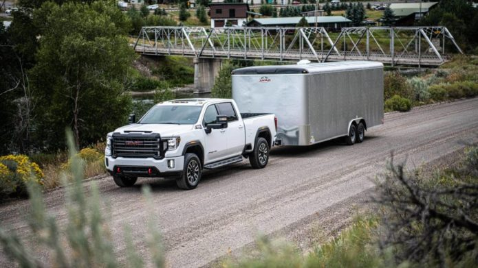 2021 GMC Sierra now available with advanced trailering technology