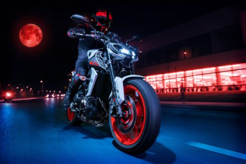 2021 Yamaha MT-09 Getting Larger Engine to Meet Euro 5 Standards