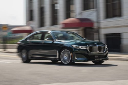 Tested: 2020 BMW Alpina B7 Upends the 7-Series Hierarchy