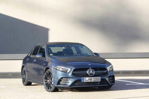 2021 Mercedes-Benz A-Class Review