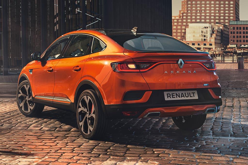 Australia's Renault Arkana detailed
