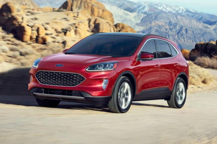 5 Things You Should Know About the 2020 Ford Escape Hybrid