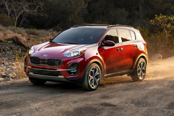 2021 Kia Sportage Review