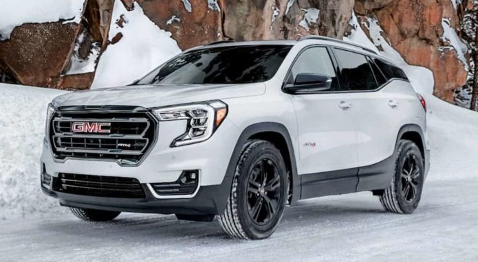 2021 GMC Terrain Review
