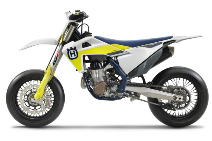 2021 Husqvarna FS 450 First Look (8 Fast Facts for Supermoto Racing)