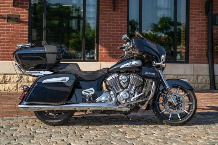 2021 Indian Roadmaster Limited First Look [Specs and Price]