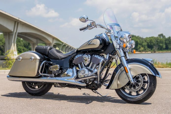 2021 Indian Springfield Lineup First Look (5 Fast Facts)