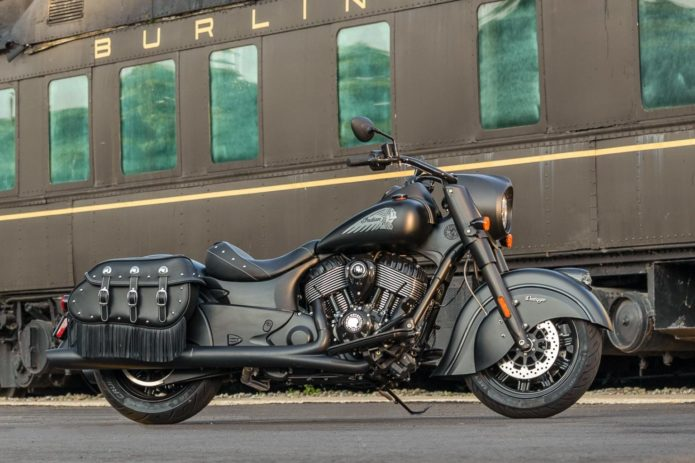 2021 Indian Vintage Dark Horse First Look [Specs and Price]