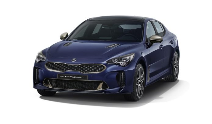 2021 Kia Stinger Review