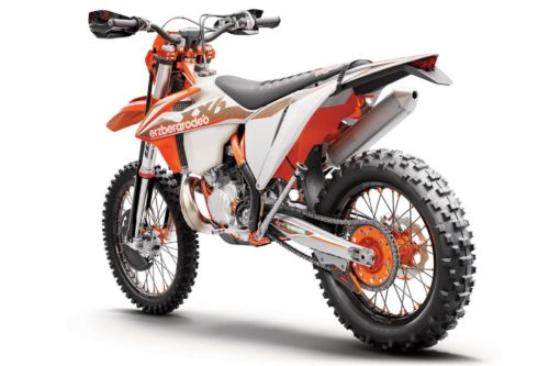 2021 KTM 300 XC-W TPI ERZBERGRODEO FIRST LOOK (11 FAST FACTS)