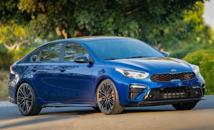2021 Kia Forte Review
