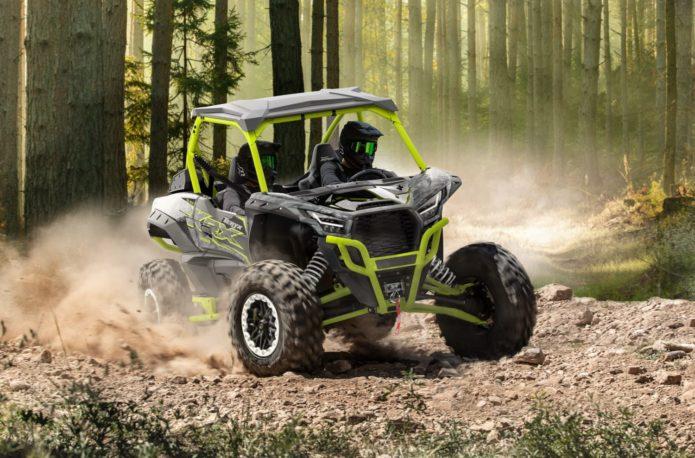 2021 Teryx KRX 1000 Trail and SE Models