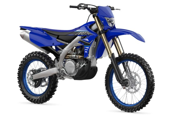 2021 YAMAHA WR450F FIRST LOOK (11 FAST FACTS + PHOTOS AND SPECS)
