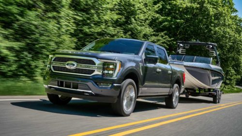 2021 Ford F-150 Tremor Revealed: More Than FX4, Not Quite A Raptor