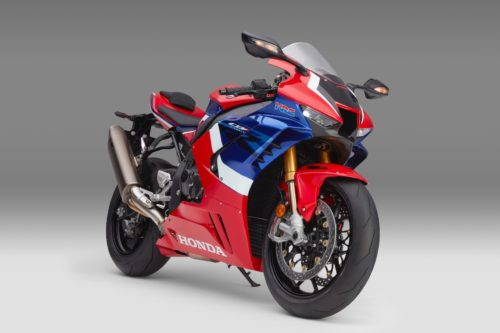 2021 Honda CBR1000RR-R Fireblade SP Review