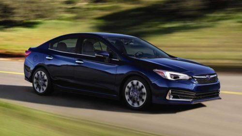 2021 Subaru Impreza starts at $18,795 and adds features