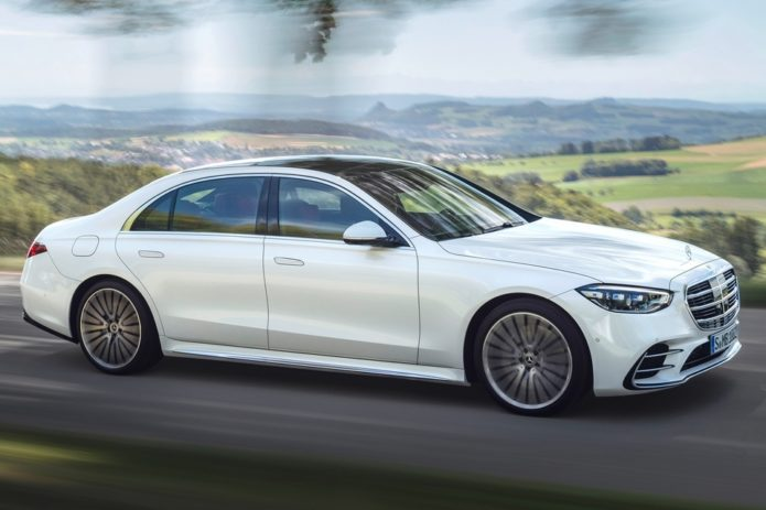 2021 Mercedes-Benz S-Class Pampers Driver And Passenger Alike With Luxury Tech
